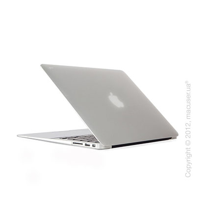 Чехол Moshi Ultra Slim Case iGlaze Translucent Clear (V2) для MacBook Air 13