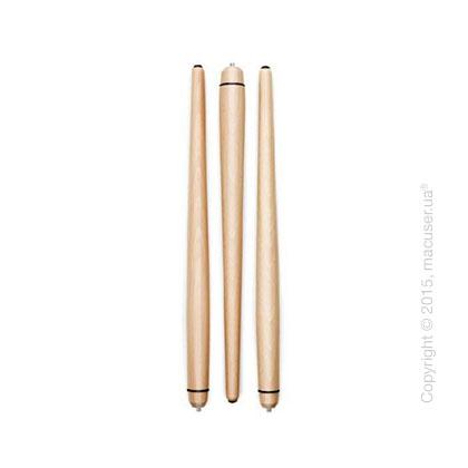 Ножки для Bang&Olufsen BeoPlay A9, бук (3шт)