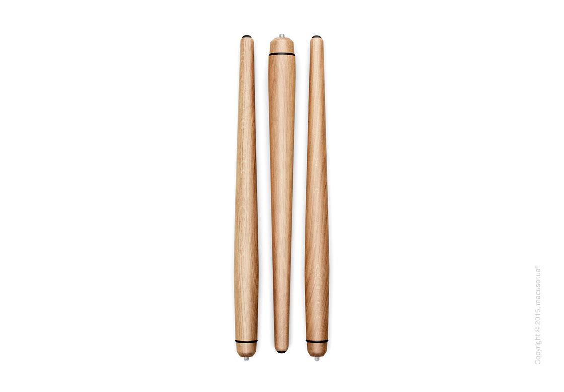 Ножки для Bang&Olufsen BeoPlay A9, дуб (3шт)