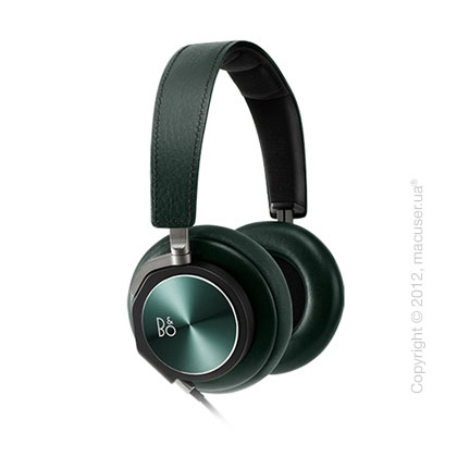 Наушники Bang&Olufsen Beoplay H6, Green leather