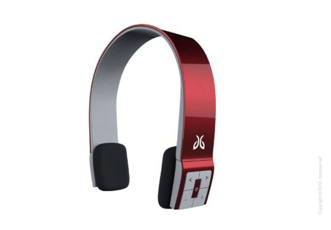 Наушники JayBird Sportsband Bluetooth Headphones Runner's, Toffee Apple Red
