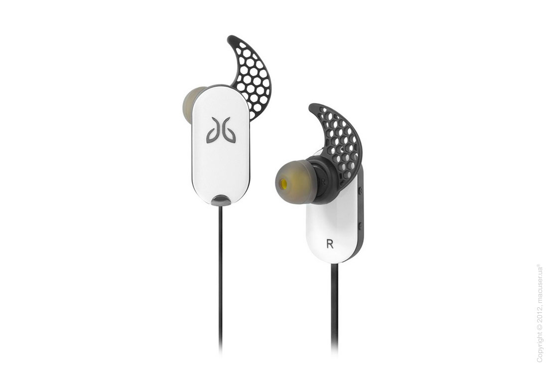 Наушники JayBird Freedom Sprint Bluetooth Headphones Runner's, Storm White
