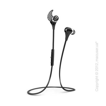 Наушники JayBird BlueBuds X Bluetooth Headphones, Midnight Black