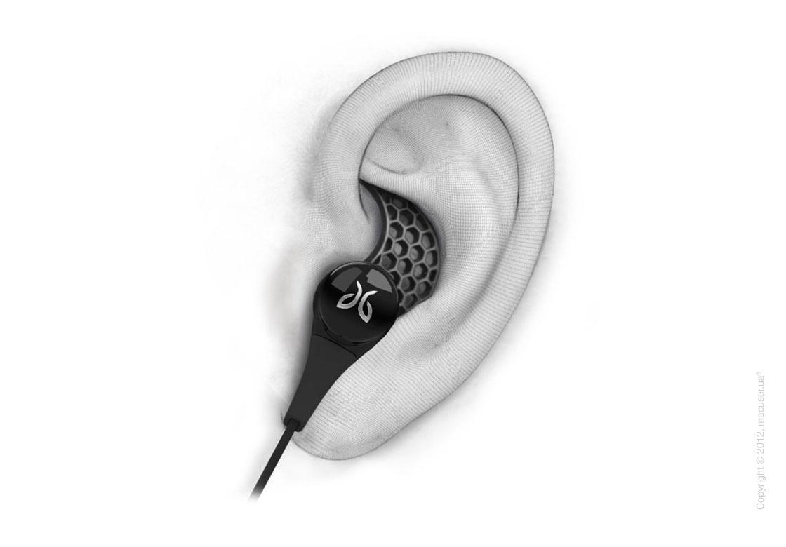 Наушники JayBird BlueBuds X Bluetooth Headphones, Storm White
