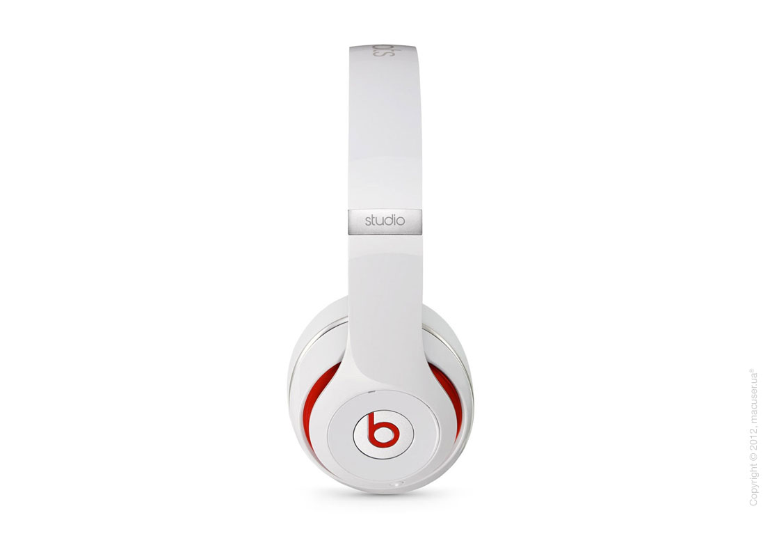 Наушники Beats New Studio 2.0 Over Ear Headphone, White