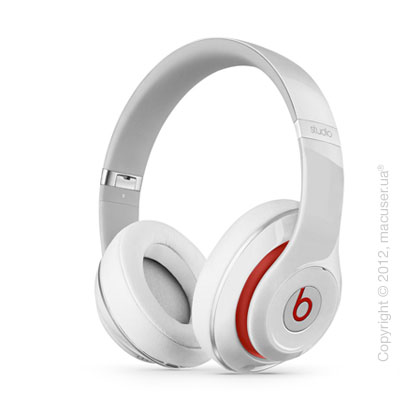 Наушники Beats New Studio 2.0 Over Ear Headphone, White
