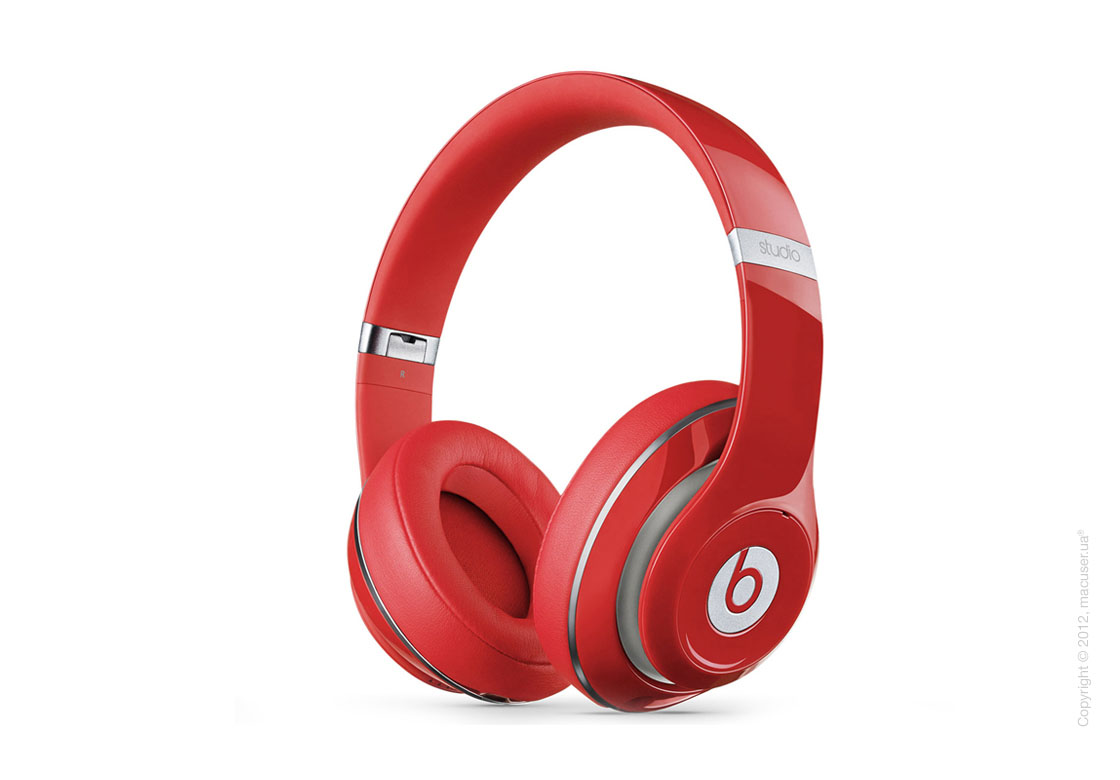Наушники Beats New Studio 2.0 Over Ear Headphone, Red