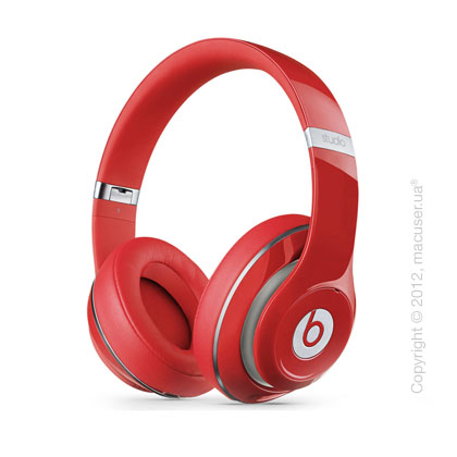 Наушники Beats New Studio 2.0 Over Ear Headphone, Red