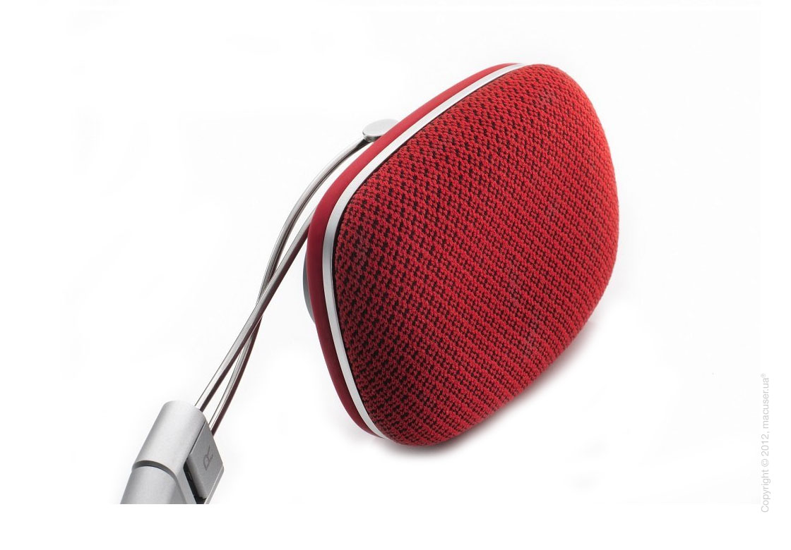 Наушники Bowers & Wilkins P3 On-Ear Headphones, Red