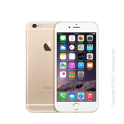 Apple iPhone 6 16GB, Gold