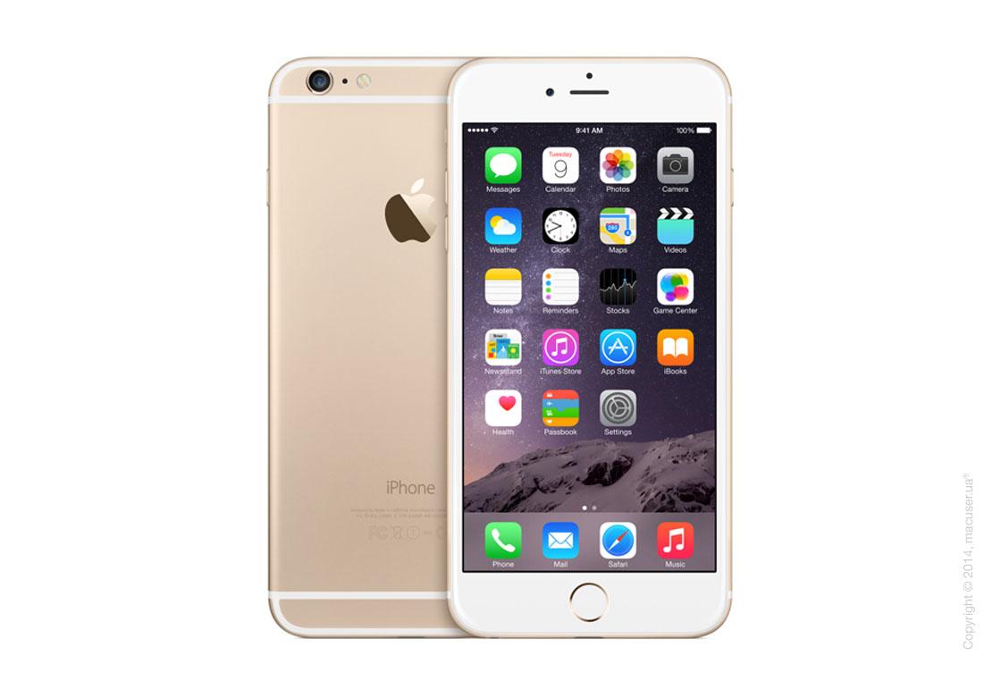 Apple iPhone 6 Plus 64GB, Gold