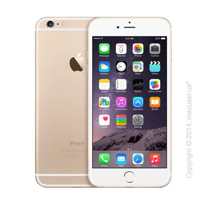 Apple iPhone 6 Plus 128GB, Gold