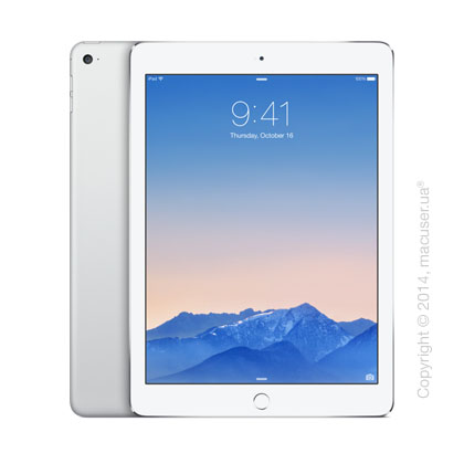 Apple iPad Air 2 Wi-Fi 128GB, Silver