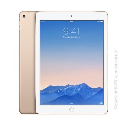Apple iPad Air 2 Wi-Fi+4G 128GB, Gold