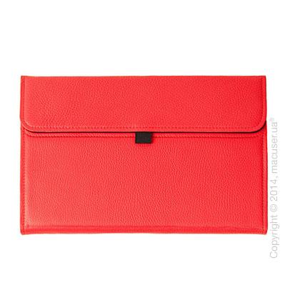 Чехол Dublon Leatherworks Startrooper Milano Red для Apple MacBook Air 11