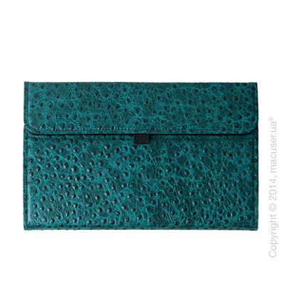 Чехол Dublon Leatherworks Startrooper Green Nando для Apple MacBook Air 11