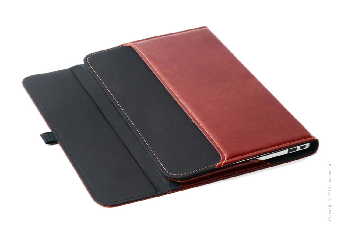 Чехол Dublon Leatherworks Startrooper Chestnut для Apple MacBook Air 11