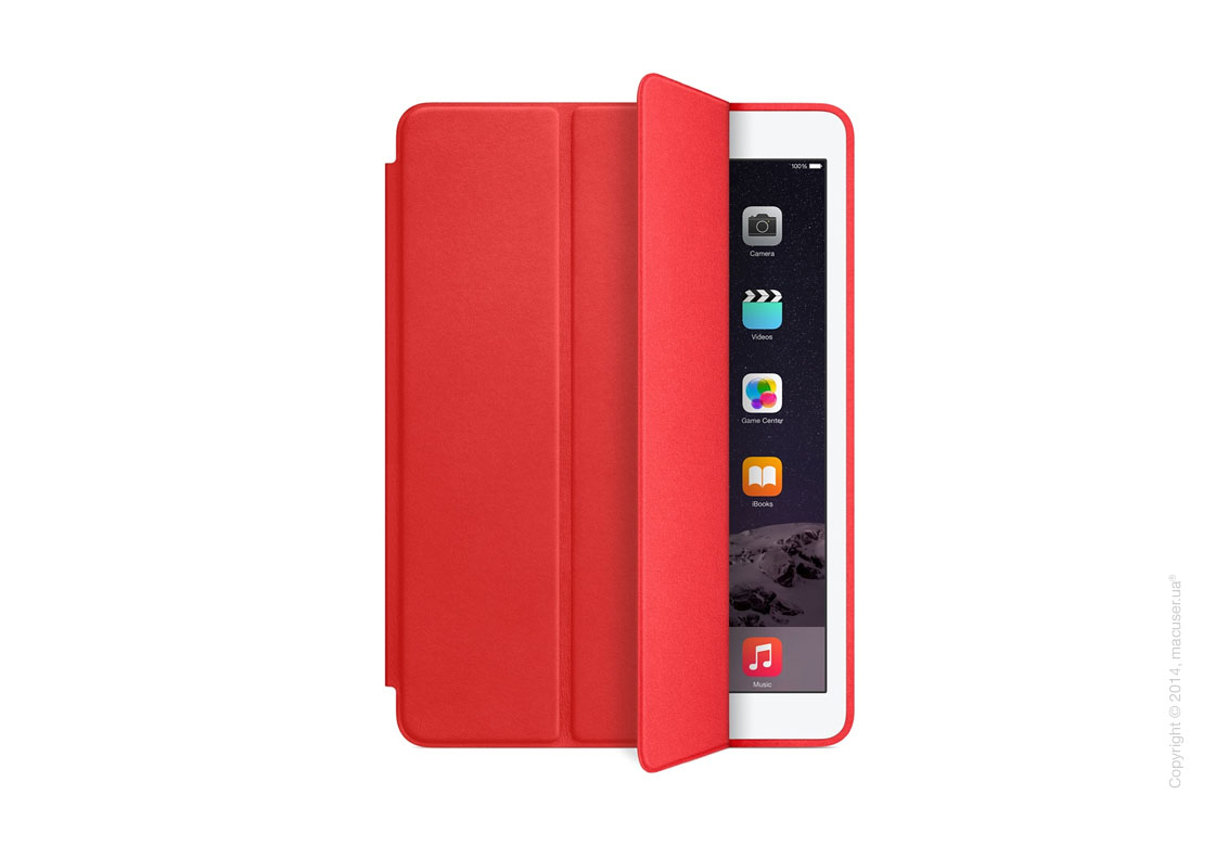 Чехол Smart Case, (PRODUCT)RED для iPad Air 2