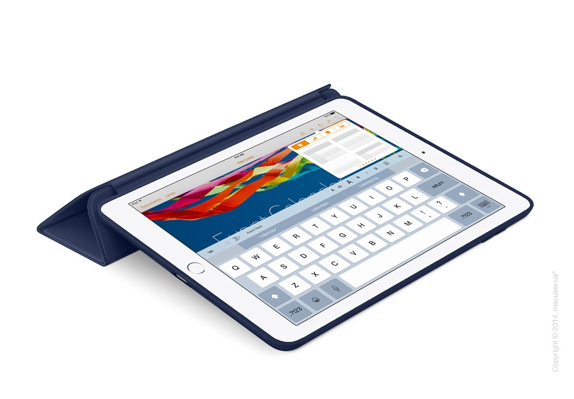 Чехол Smart Case, Midnight Blue для iPad Air 2