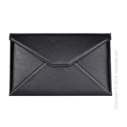 Чехол Dublon Leatherworks Genesis Classic Black для Apple MacBook Air 13