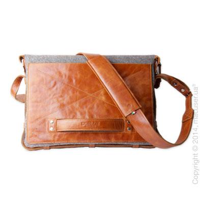 Сумка Dublon Leatherworks Retina Light Brown для Apple MacBook 15