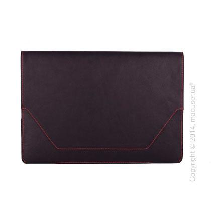 Чехол Dublon Leatherworks Slice Black&Red для Apple MacBook Pro Retina 13