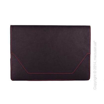 Чехол Dublon Leatherworks Slice Black&Red для Apple MacBook Pro Retina 13