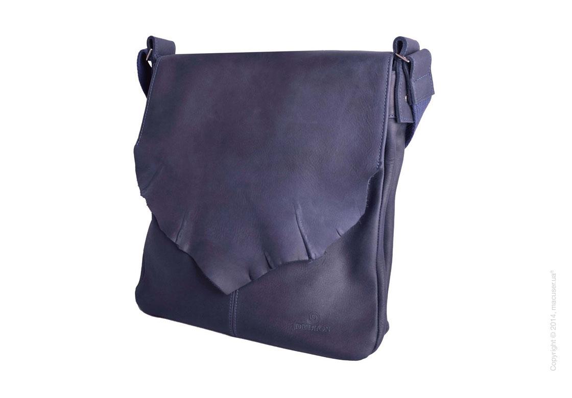 Сумка Dublon Leatherworks Viking Bluemarine для Apple MacBook 13
