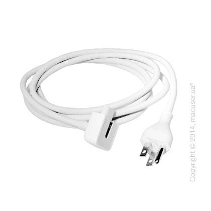 Кабель питания USA/Europe - Europe/USA для зарядного устройства Apple MacBook Pro/Air