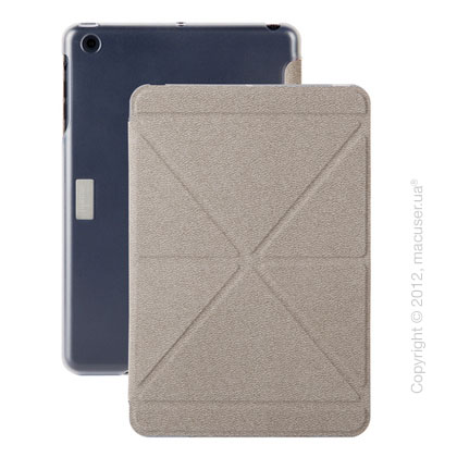 Чехол Moshi VersaCover Velvet Grey для iPad mini 3/iPad mini 2/iPad mini