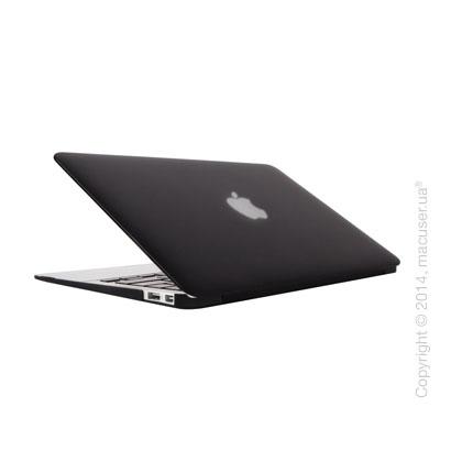 Чехол-накладка Moshi Ultra Slim Case iGlaze Stealth Black (V2) для MacBook Air 11