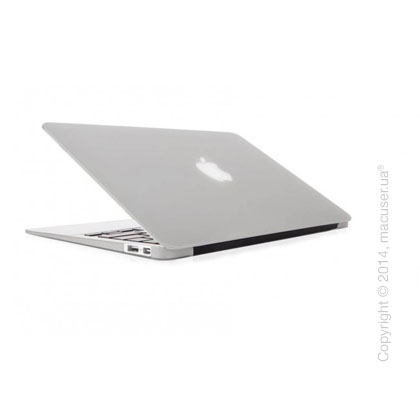 Чехол-накладка Moshi Ultra Slim Case iGlaze Translucent Clear (V2) для MacBook Air 11