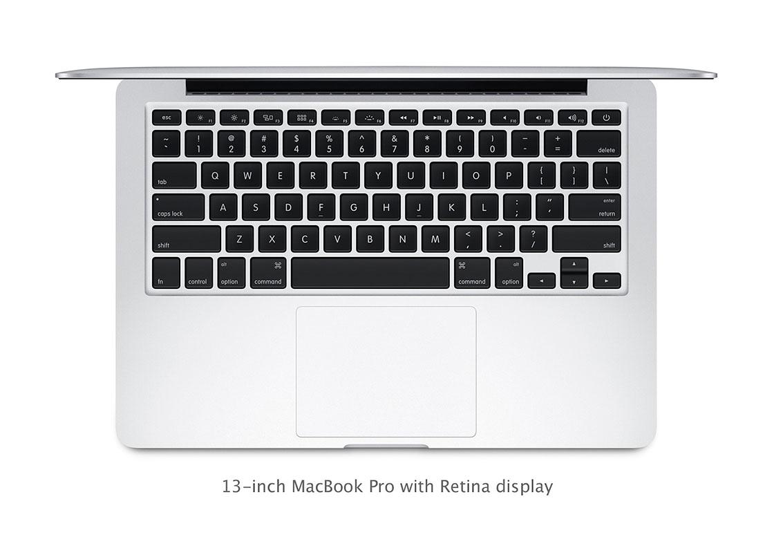 Apple MacBook Pro 13 Retina  MF840