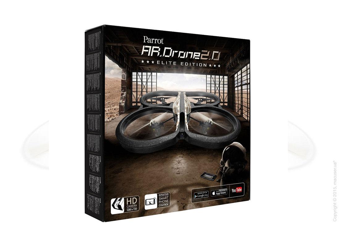 Квадракоптер Parrot AR.Drone 2.0 Elite Edition Sand