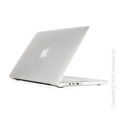 Чехол-накладка Moshi Ultra Slim Case iGlaze Translucent Clear (V2) для MacBook Pro 15