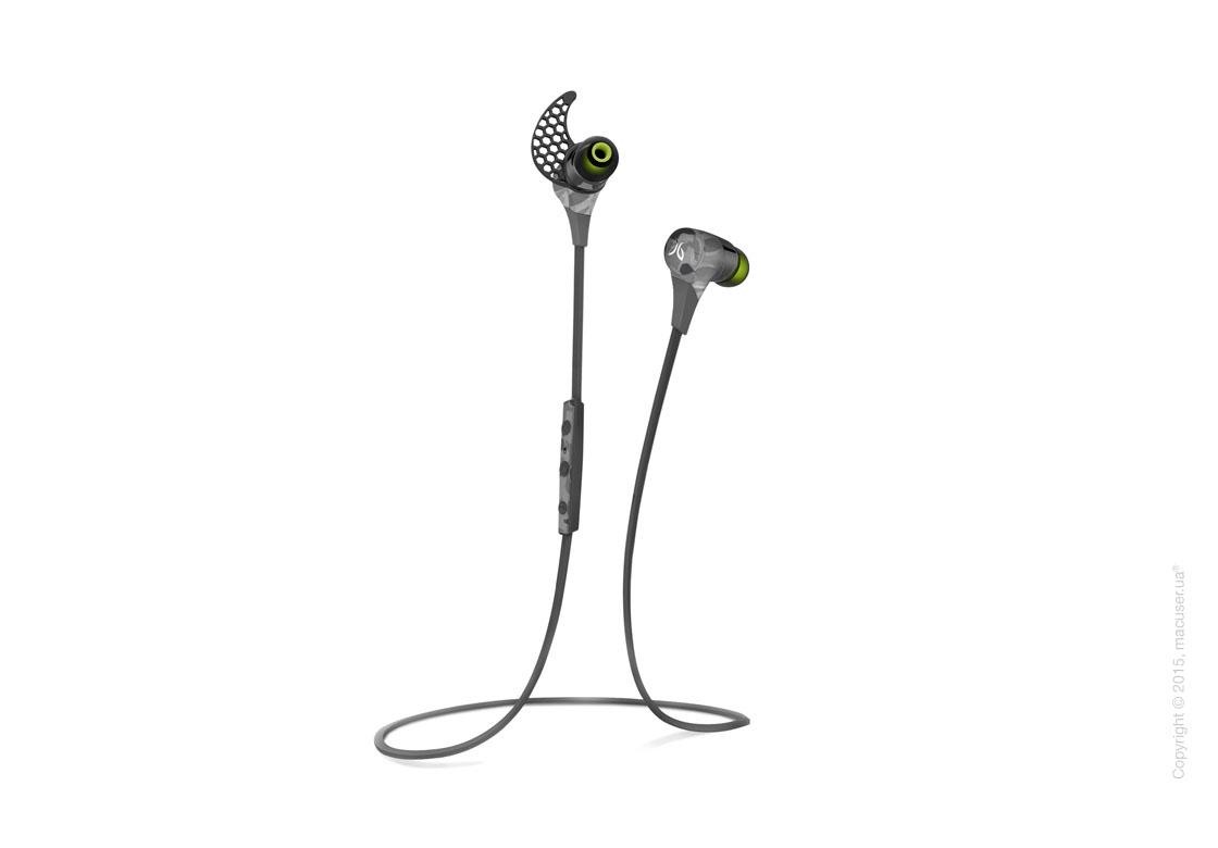 Наушники JayBird BlueBuds X Bluetooth Headphones, Camo