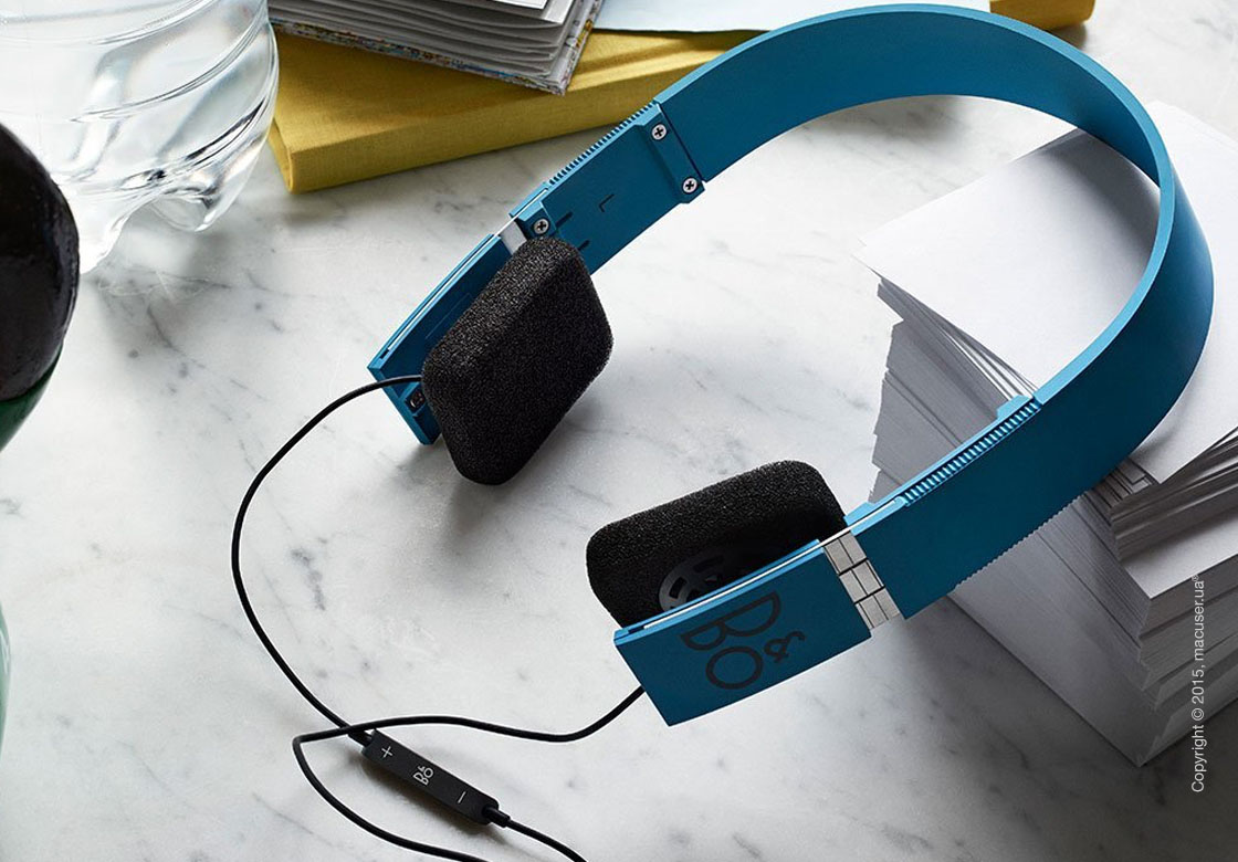 Наушники Bang&Olufsen Beoplay Form 2i, Blue