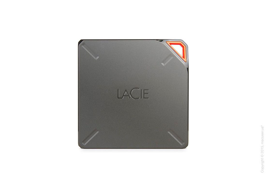 Портативное беспроводное хранилище LaCie FUEL 1TB