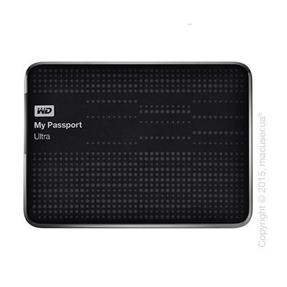 Внешний жёсткий диск WD My Passport Ultra Black 2TB