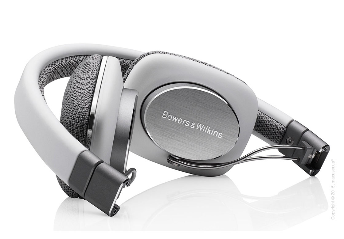 Наушники Bowers & Wilkins P3 On-Ear Headphones, White
