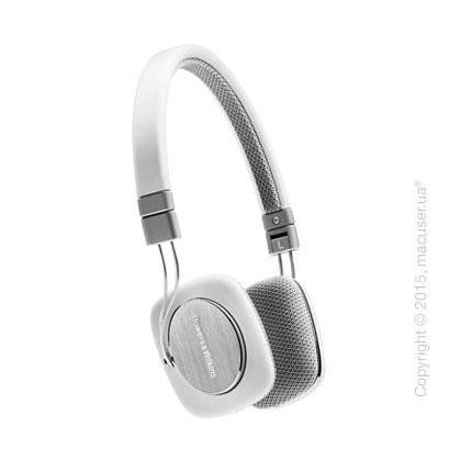 Наушники Bowers & Wilkins P3 On-Ear Headphones, White
