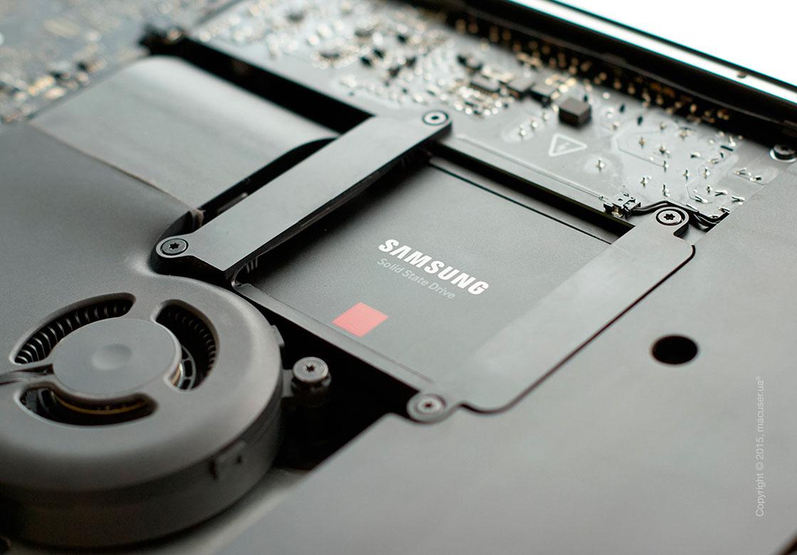 Твердотельный накопитель Samsung SSD 850 PRO 512Gb