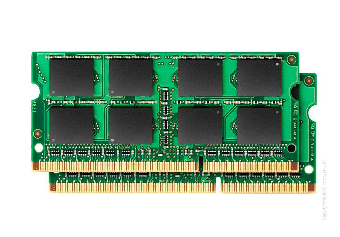 Комплект оперативной памяти Apple Memory Module 8GB DDR3 Low voltage - 2x4GB