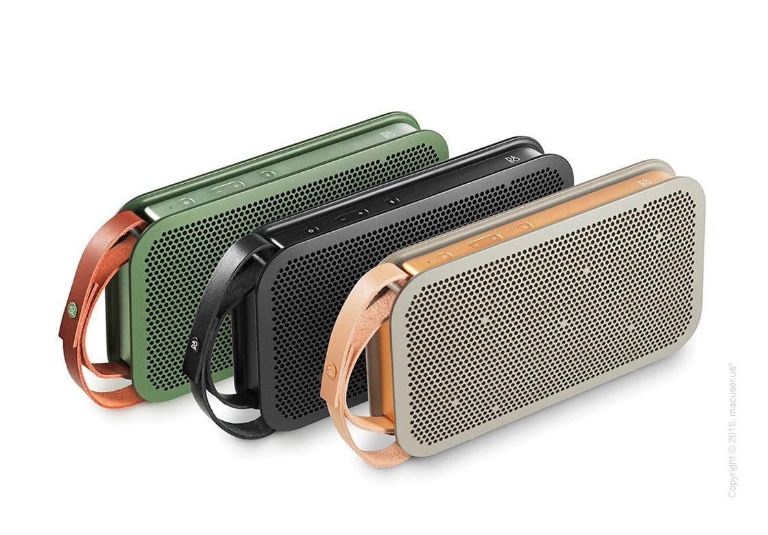 Мультимедийная акустика Bang&Olufsen BeoPlay A2, Green