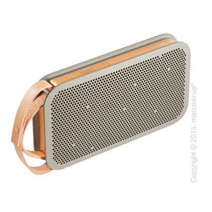 Мультимедийная акустика Bang&Olufsen BeoPlay A2, Gray