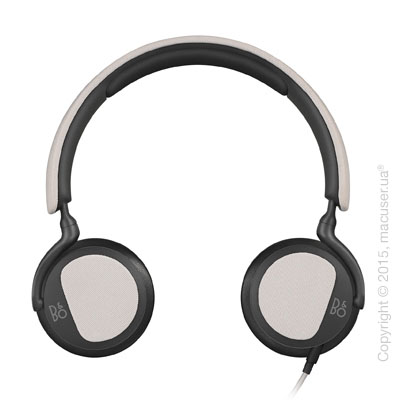 Наушники Bang&Olufsen BeoPlay H2, Silver Cloud