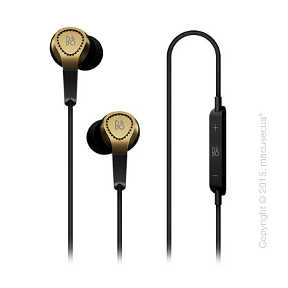 Наушники Bang&Olufsen Beoplay H3, Golden Edition