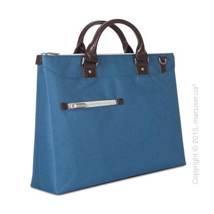Сумка Moshi Urbana Slim Laptop Briefcase Cerulean, Blue