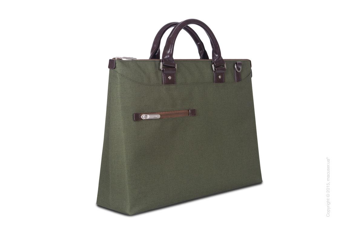 Сумка Moshi Urbana Slim Laptop Briefcase Forest Green