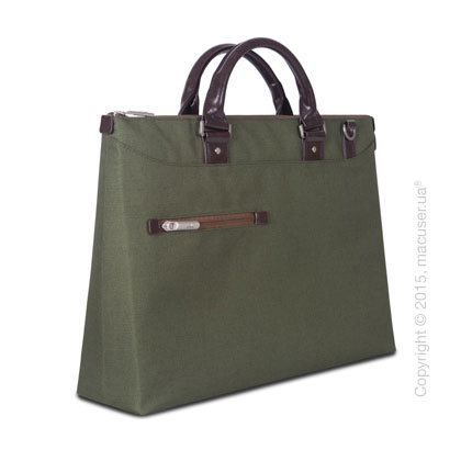 Сумка Moshi Urbana Slim Laptop Briefcase Forest Green